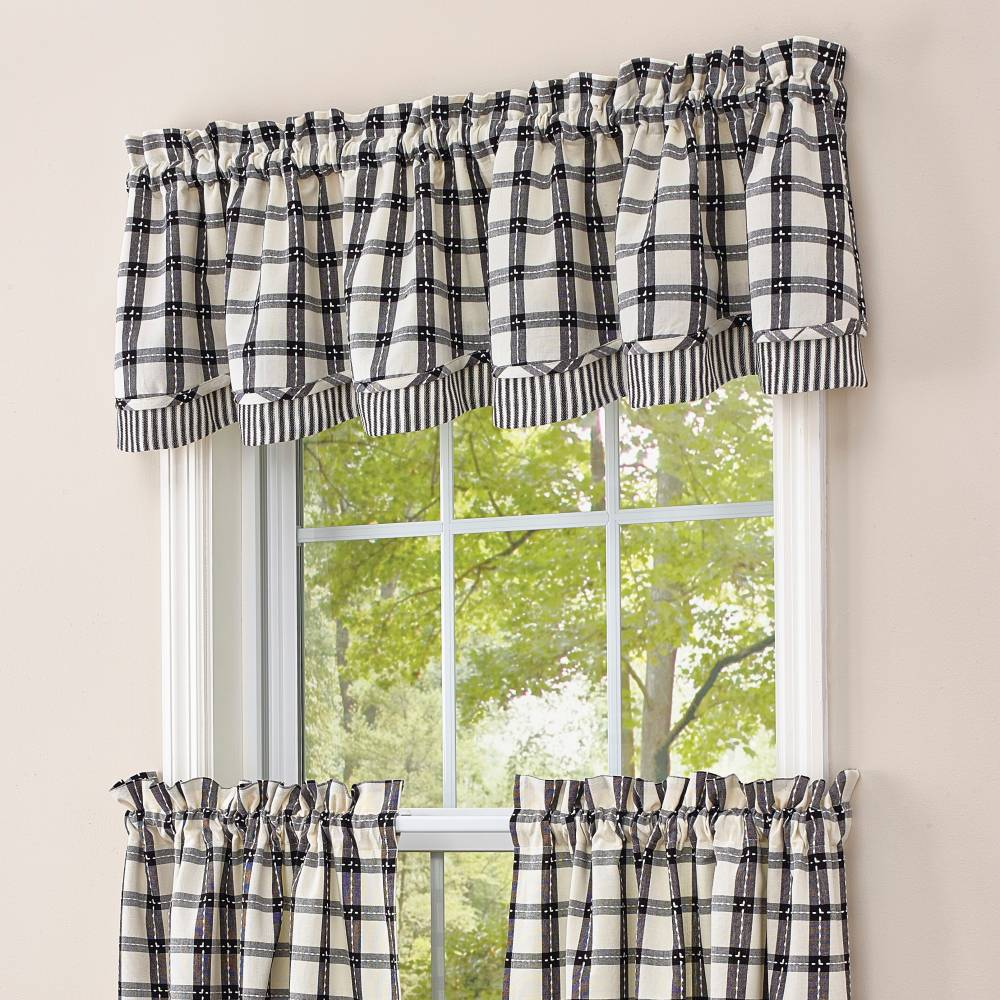 Country curtain valances 2