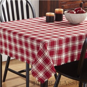 Country Kitchen Decor Tablecloth