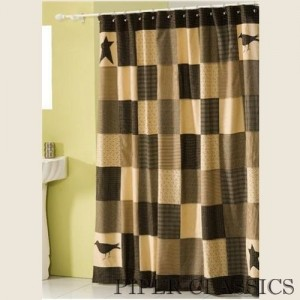 Country Shower Curtains at Piper Classics