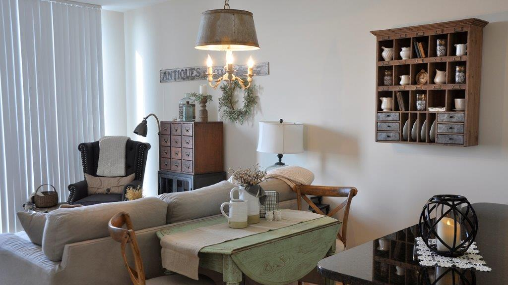 5 Tips And Tricks For Decorating Small Spaces U2013 Farmhouse Style