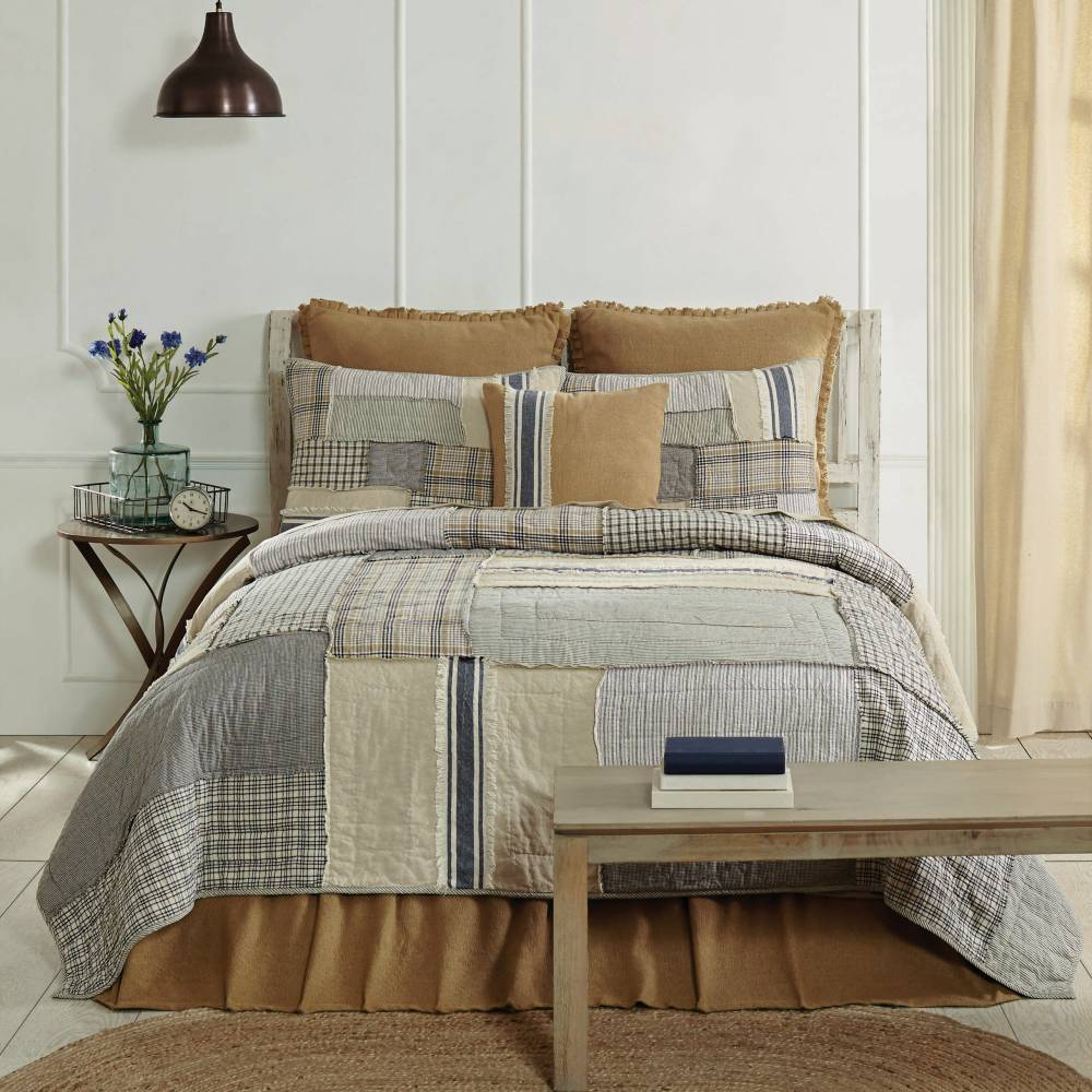 Mill Creek Quilt Country Bedding