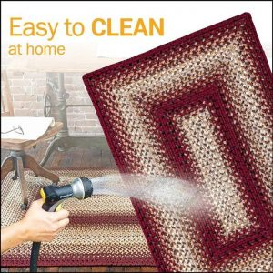 Ultra-Durable Area Rugs