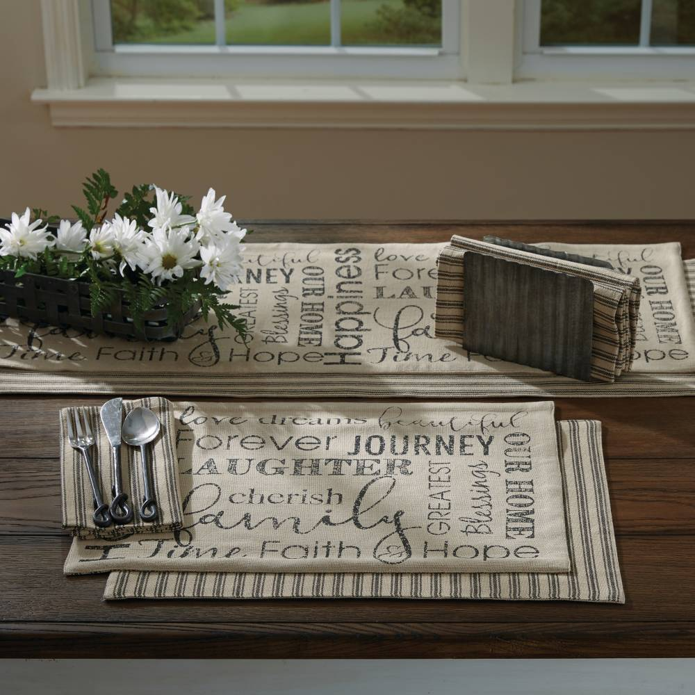 Farmhouse Country Kitchen Dover Placemat