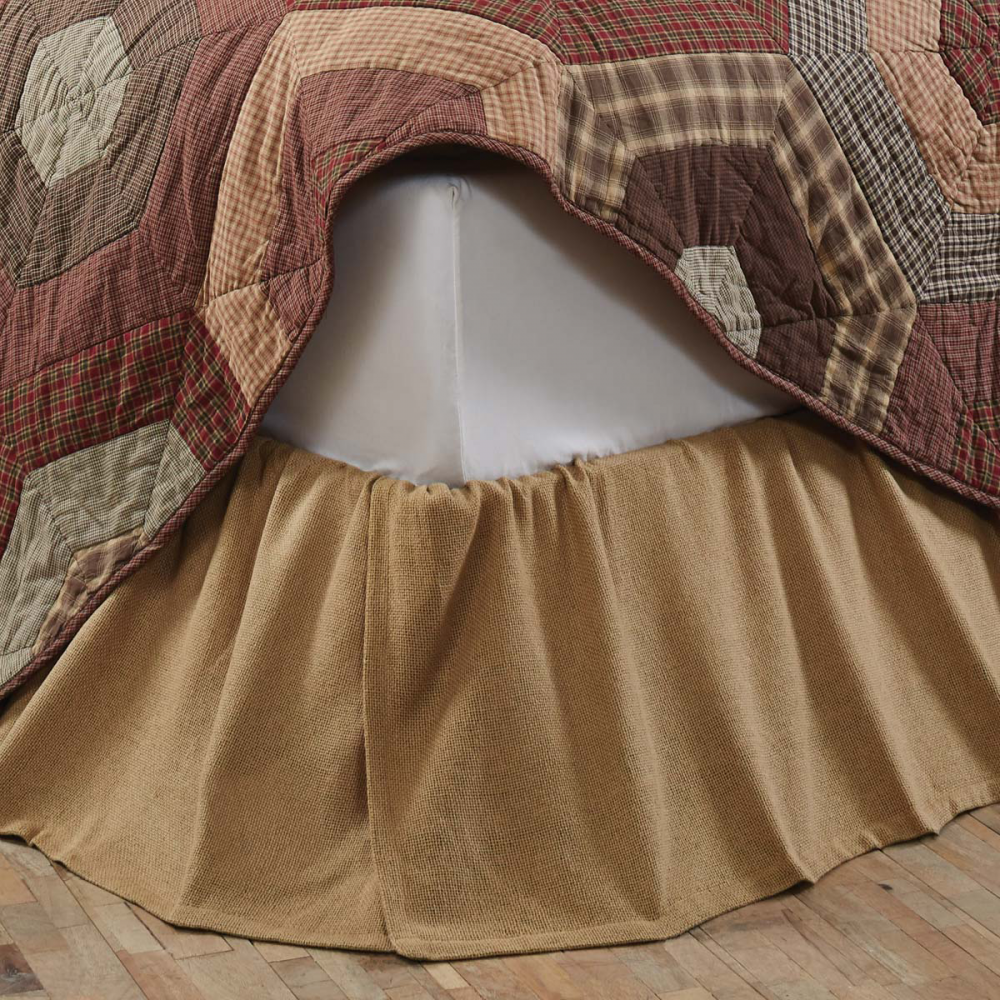 Ruffled Bed Skirt 23