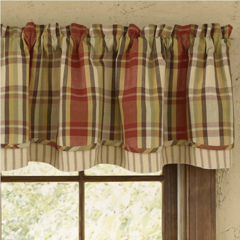 Christmas Valances